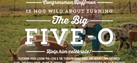 "Representative Huffman is ""Hog Wild"" about Turning 50"